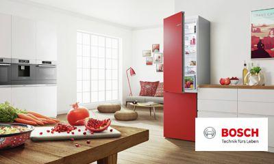 Bosch Kühlschrank Doppeltür : Bosch neue produkte und funktionen bei kühl und gefriergeräten